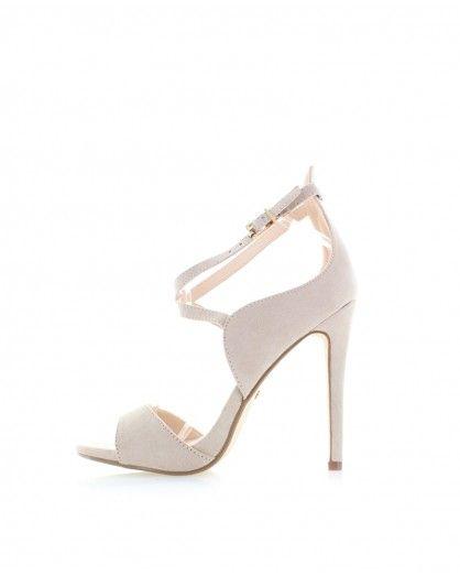 Béžové sandály Gladina