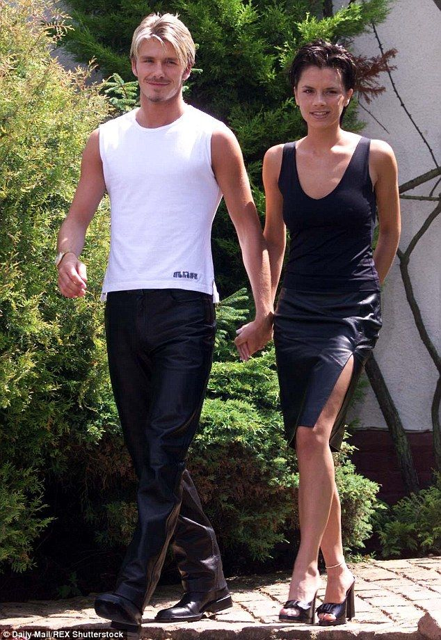 Victoria Beckham posts tribute to David on 16th wedding