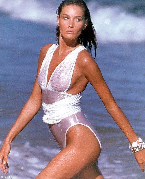 Carla Bruni (1991) by Gilles Bensimon | BOMBSHELL