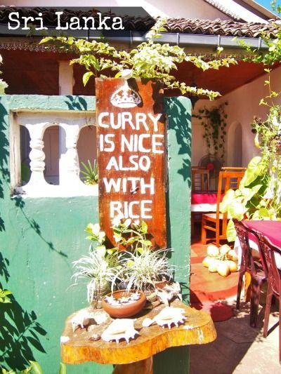 Sri Lanka, why do we love it so much? #SriLanka #curry #travel #familytravel #worldtravelfamily http://worldtravelfamily.com