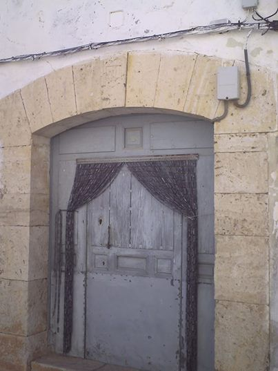 portada casa antigua