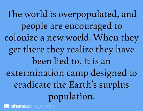 overpopulation is bad suzuki In response to a vox column of mine suggesting that the united states needed a  pro–population growth agenda, many readers from across the.