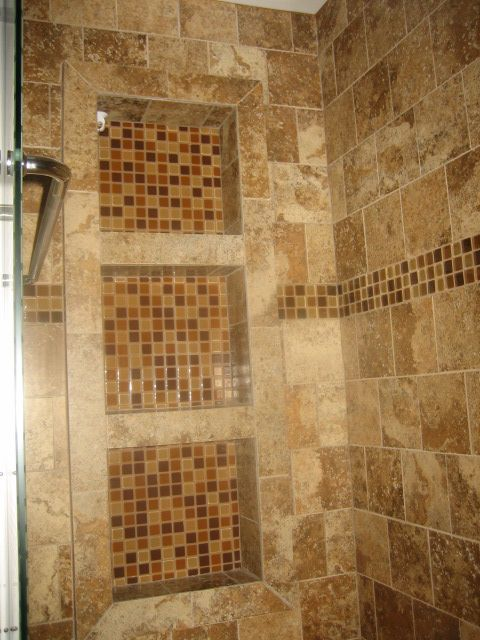 Gl Tile Inside Shower Niches A Niche Is So Much Better Than Soap