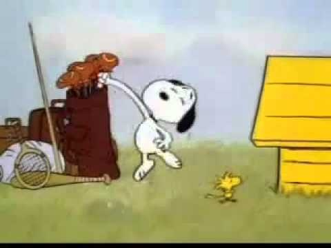 Bon Voyage, Charlie Brown (And Don't Come Back!!) (1980 animated film in 8 parts)
