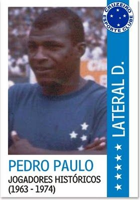 Pedro Paulo - lateral direito