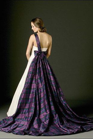 Best 25  Tartan wedding dress ideas on Pinterest | Groom wedding ...