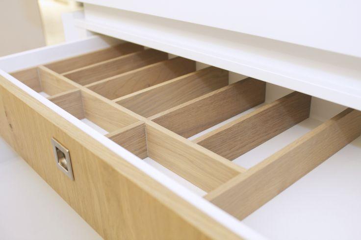 maatwerk bestekbakken te bestellen bij een Dutch Design Keuken € 190,-