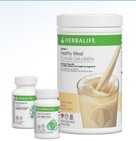 Weight Management: Core Products Program; Get on the path to good health with this easy-to-follow program! Key Benefits; Supports Cellular Nutrition with our 3 Core Products (Formulas 1, 2 and 3). Includes Herbal Tea Concentrate for an energy boost.* Formula 1 Nutritional Shake Mix acts as a meal replacement for weight loss and weight maintenance. http://www.goherbalife.com/djackson1/en-US