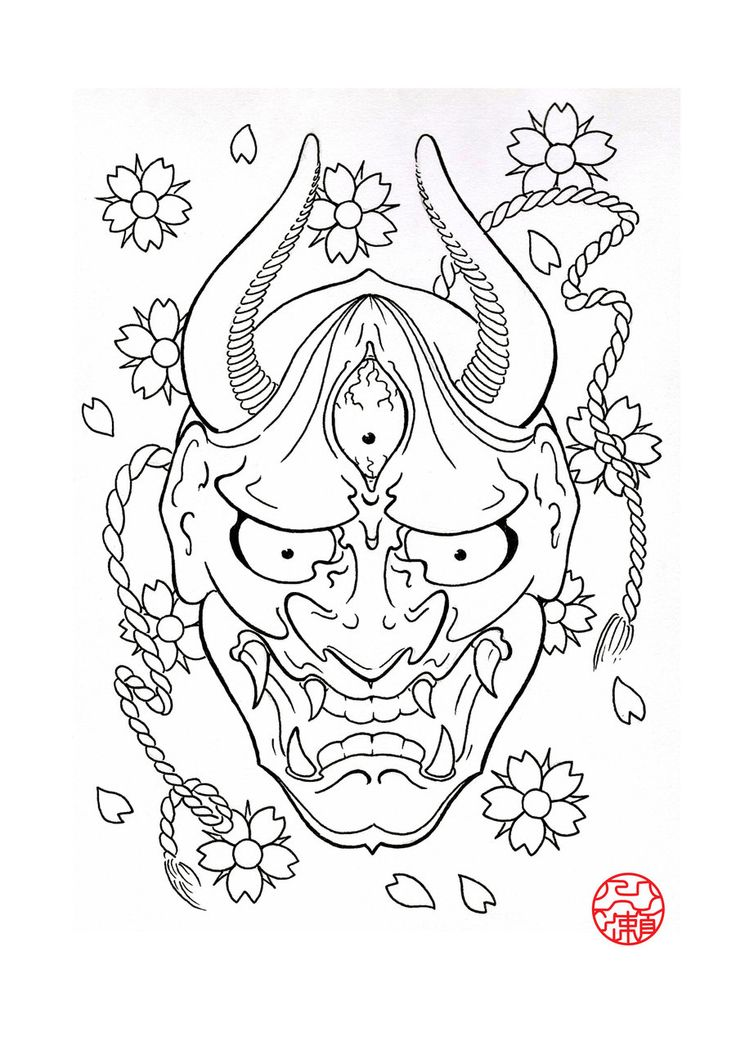 1000 images about skulls masks on pinterest hannya for Kabuki mask template
