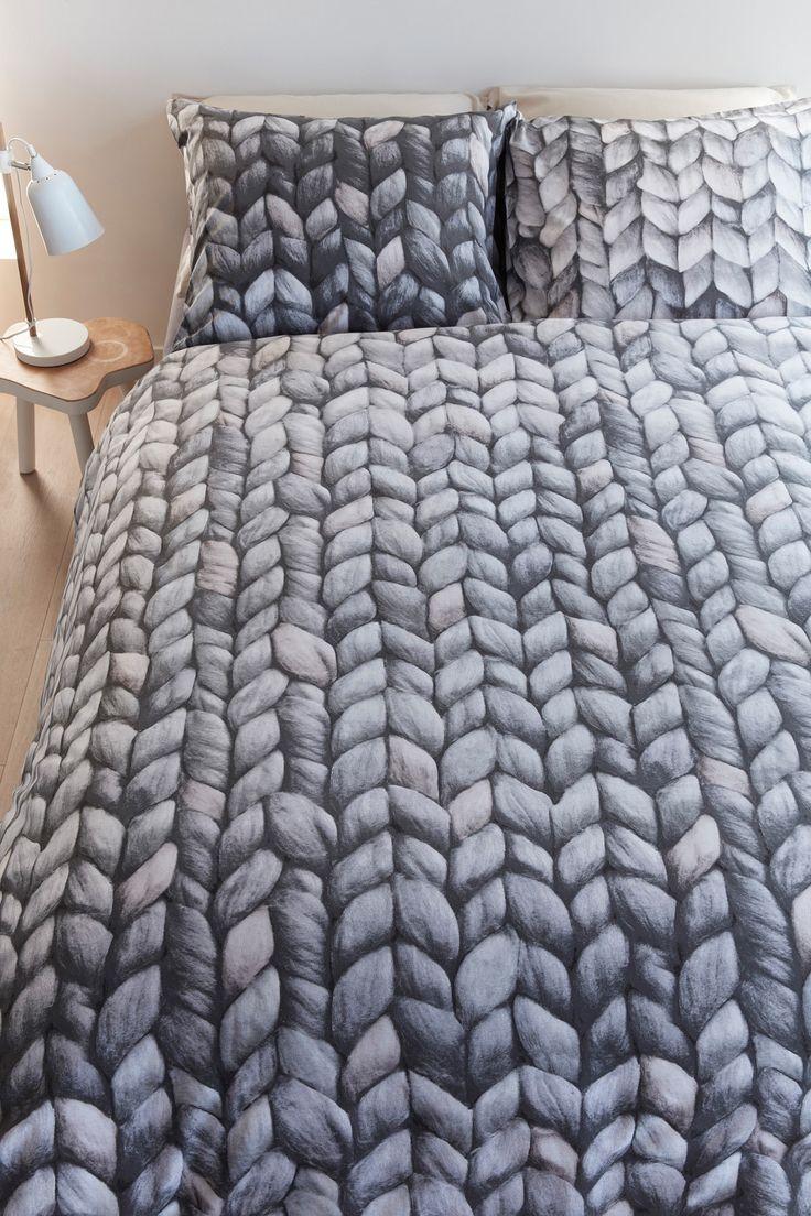 Hygge Collection - Duvet Cover with shams - Housse de couette avec cache oreillers