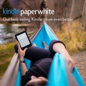 Kindle Paperwhite E-reader,High-Resolution Display (300 ppi) with Built-in Light, Wi-Fi (Black) - £89.99