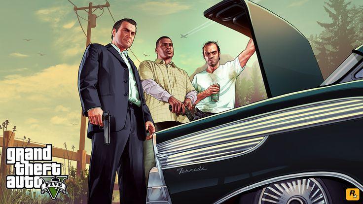 Pobieranie Grand Theft Auto V 2012 gry torrent - http://torrentsbees.com/pl/pc/grand-theft-auto-v-2012-pc-2.html