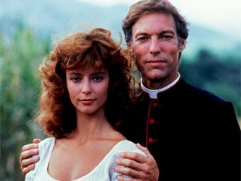 Thorn Birds - Meggie and Father Ralph
