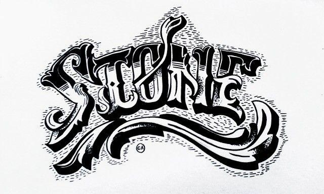 Stone #marker #brand