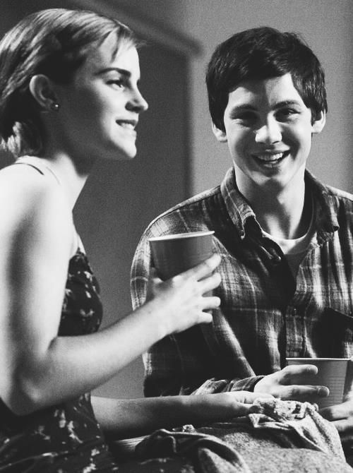 These two, especially Logan Lerman, had outstanding performances in Perks of Being a Wallflower.