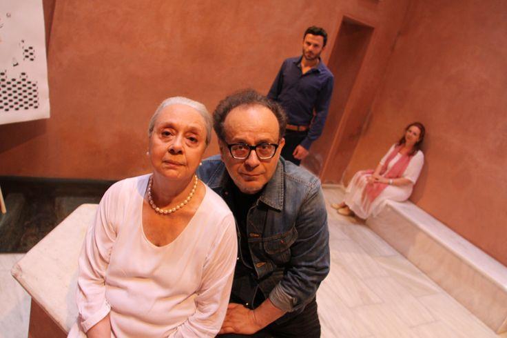 Από την Κυριακή 11 έως και την Τρίτη 13 Αυγούστου παρουσιάζεται στον ιδιαίτερο χώρο του Ιμαρέτ η θεατρική παράσταση του Κώστα Ακριβού «Ο γηραιός πατήρ μου» σε σκηνοθεσία Θοδωρή Γκόνη, στο πλαίσιο του 56ου Φεστιβάλ Φιλίππων Θάσου. Τέσσερις αφηγηματικές φωνές γύρω από την υποψία: άφησε απόγονο ο Κ. Π. Καβάφης;