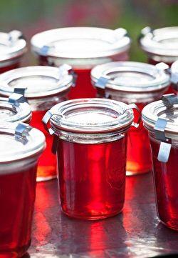 Rowan and apple jelly recipe