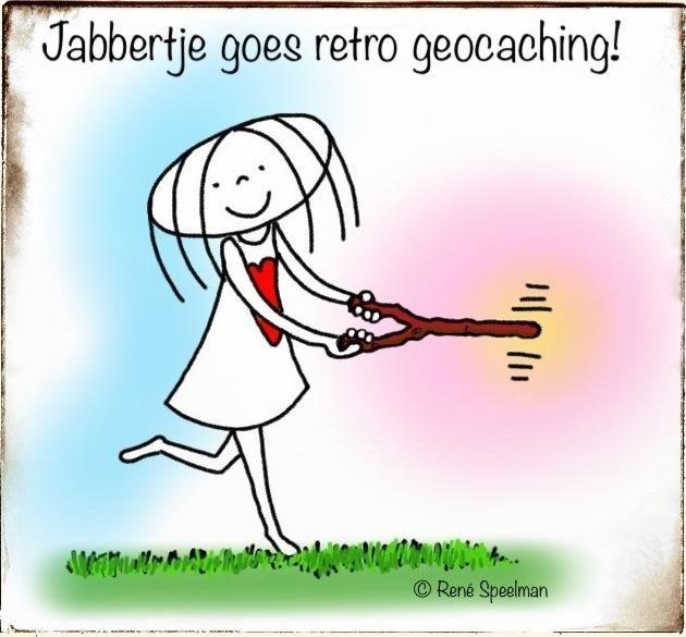 Schat zoeken - Geocaching in Nijkerk
