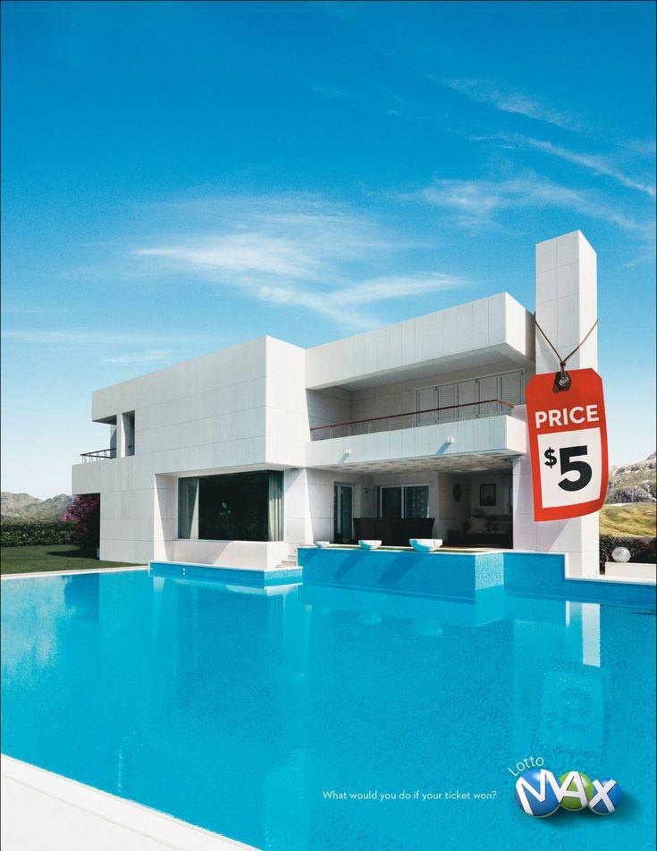 Lotto Max: House