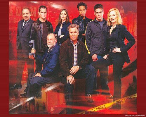 CSI LAS Vegas Cast by angelcatfellow, via Flickr