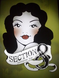 Section 8_Container Bar