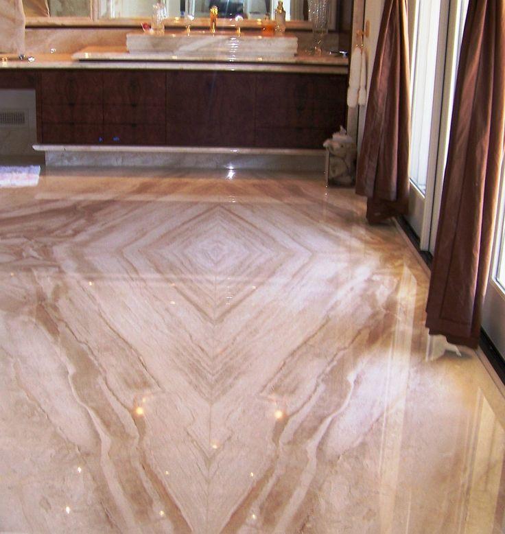 travertine floors google search