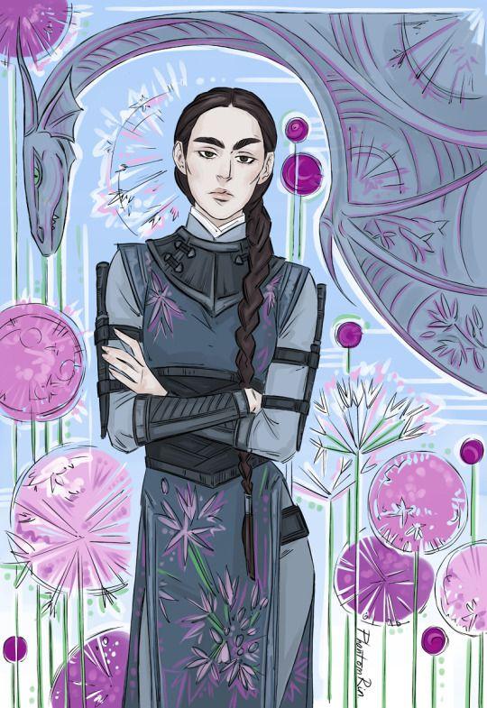 Sorrel by PhantomRin - art & illustration
