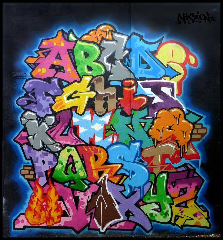 graffiti | Graffiti Alphabet, Graffiti Letters,Graffiti Letters A-Z