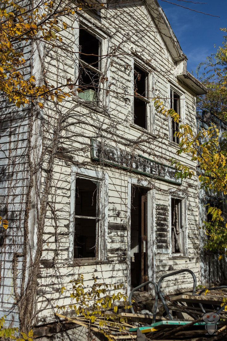 17 Best Images About Abandond Hotels On Pinterest