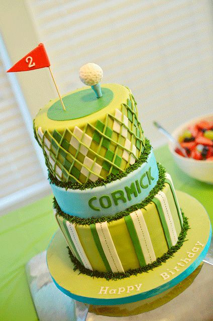 Making this for my golfing girlfriends.  Nothing wrong with a little cake after 18 holes?