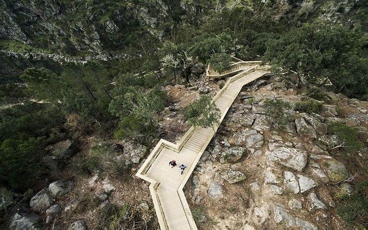 Portugal Paiva Walkways Travel 2016