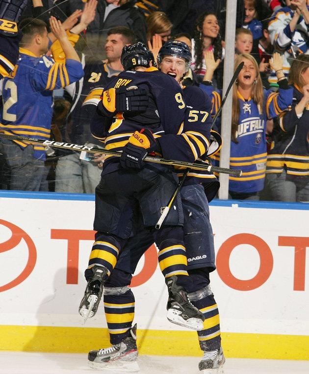 Derek Roy/Tyler Myers hug: Myers Hug, Best Derek Roy Tyler, Hockey Players, Hockey Hugs, Play Hockey, Roy Tyler Myers, Hockey Things, Buffalo Sabres, Sports Things
