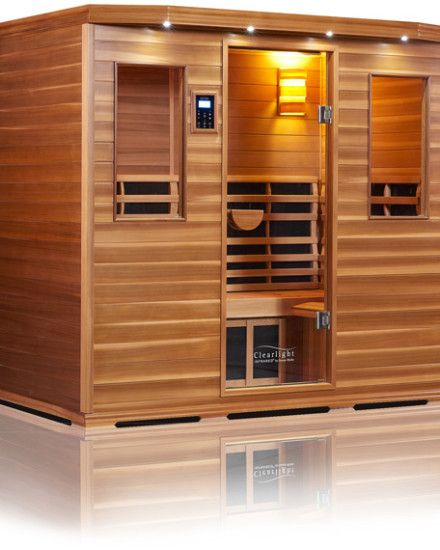 Infrared Sauna With Salt Wall In Nh Hotel Zandvoort The: 1000+ Ideas About Portable Infrared Sauna On Pinterest