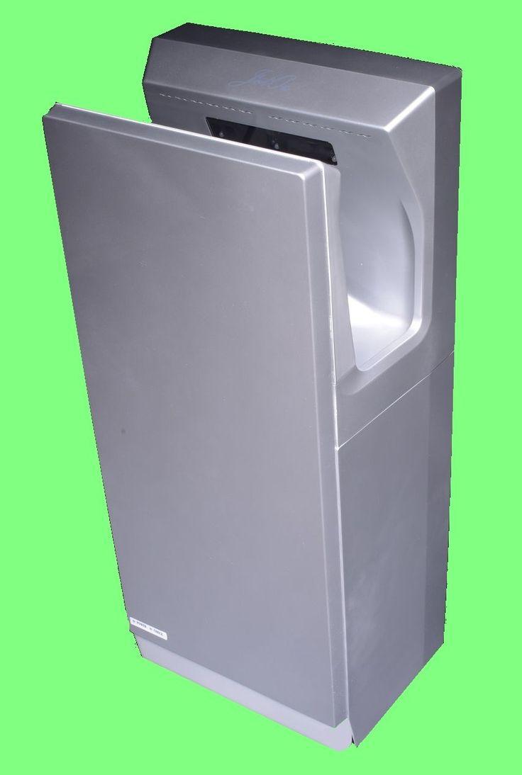 JETOZ300S Silver Super Jet Hand Dryer