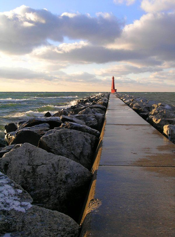 Muskegon- tons of childhood memories and a favorite place to visit.