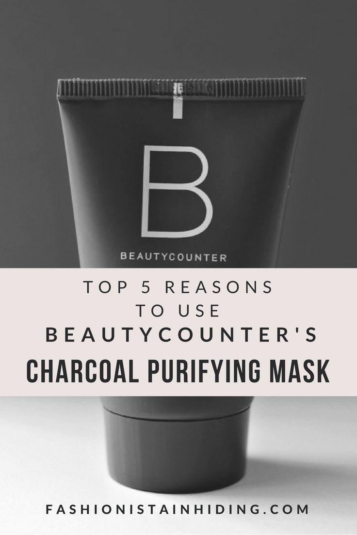 Beautycounter Review: Charcoal Purifying Mask http://fashionistainhiding.com/beautycounter-review-charcoal-purifying-mask/?utm_campaign=coschedule&utm_source=pinterest&utm_medium=Whitney&utm_content=Beautycounter%20Review%3A%20Charcoal%20Purifying%20Mask