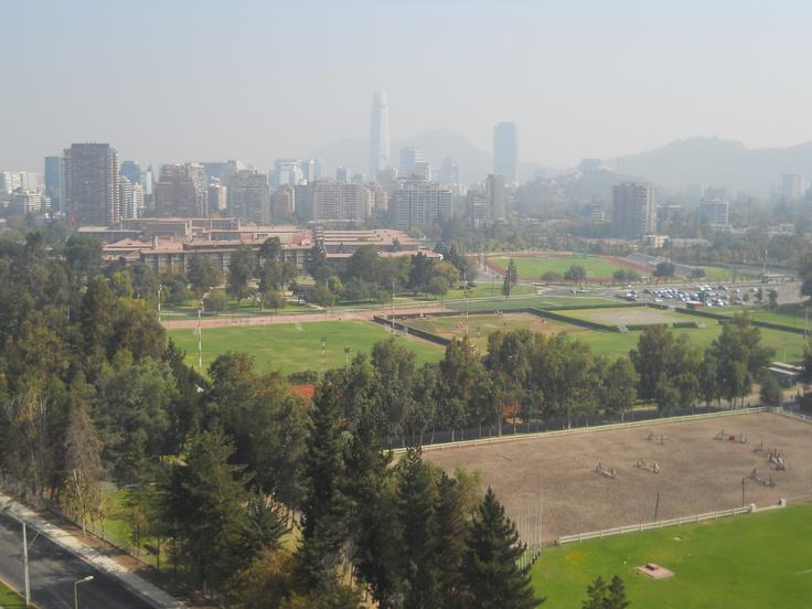 * Vista de las Condes, Santiago