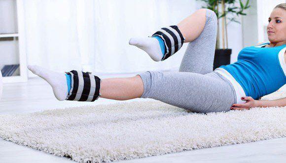 CUATRO beneficios de las pesas para los tobillos ¡Conócelos!   Adelgazar – Bajar de Peso