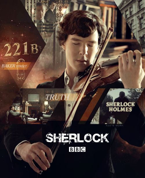 BBCs Sherlock, a masterpiece, brilliant casting of Martin Freeman & Benedict Cumberbatch
