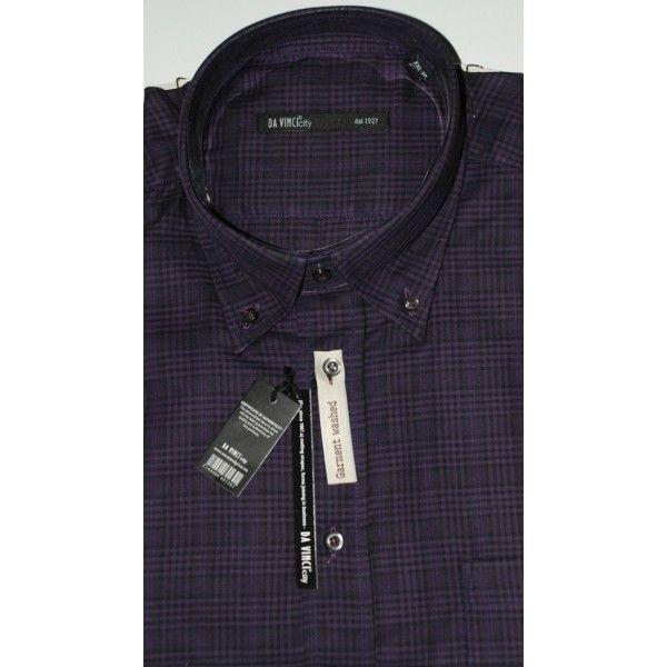 Рубашка мужская Da Vinci City - 03