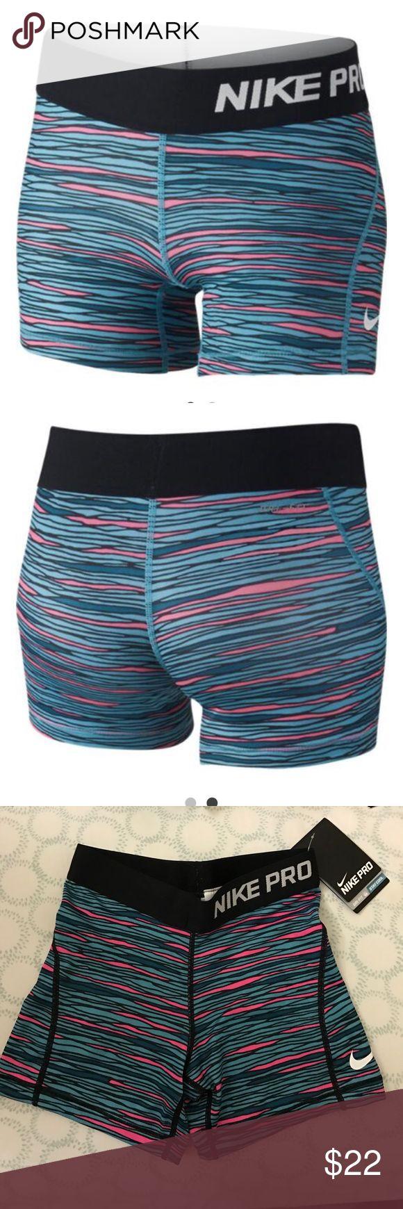 Girls Nike Pro shorts Brand new. Unworn. Nike Bottoms Shorts