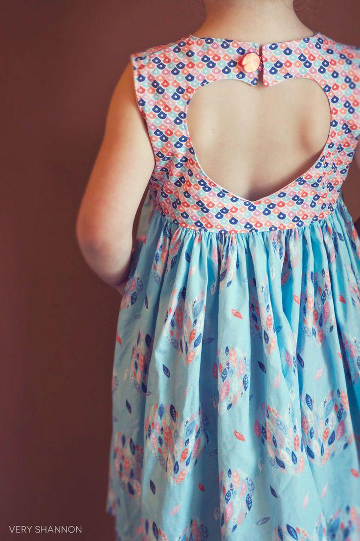 Sweetheart Dress // Very Shannon