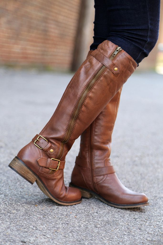 Find great deals on eBay for brown leather riding boots. Shop with confidence.