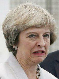 DRUDGE REPORT 2017® Theresa May called the events in London a 'POTENTIAL act of terrorism' after reports of a van hitting pedestrians, stabbings and armed police firing shots around the London Bridge area.