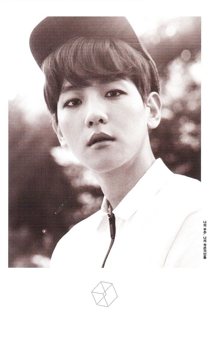 Baekhyun - 150623 Dongdaemun Design Park 'Stardium' Pop-up Store polaroid - [SCAN][HQ] Credit: 됴리.