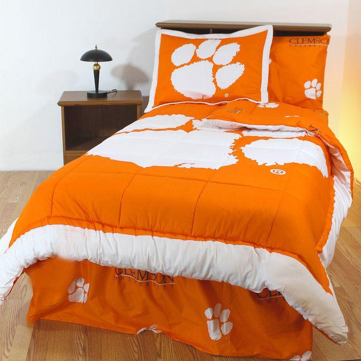 Orange Bedding Sets Queen