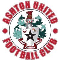 1878, Ashton United F.C. (Ashton-under-Lyne, Greater Manchester, England) #AshtonUnitedFC #UnitedKingdom (L16304)