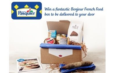 Win Gourmet French Food boxes delivered to your door with Brioche Pasquier