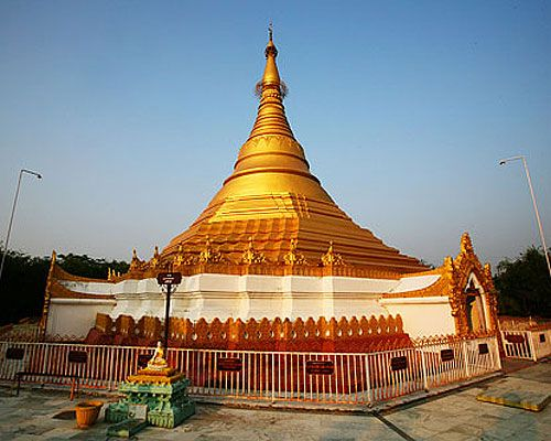 Among the five Buddhist pilgrimages associated with Lord Buddha's life…