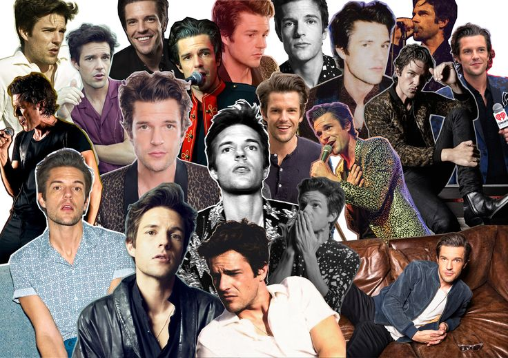 #BrandonFlowers #TheDesiredEffect